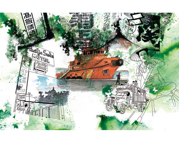 Machas Artist Leslie Clerc_Talent List_collage_Image 4