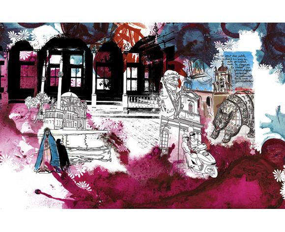 Machas Artist Leslie Clerc_Talent List_Watercolour_Image 1
