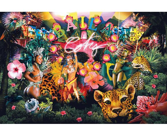 Machas Artist Leslie Clerc_Talent List_collage_Image 2