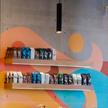 Fernando Chamarelli Starbucks Mural