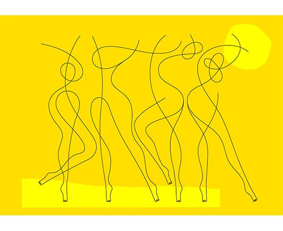 Jonathan Calugi - dancers 1