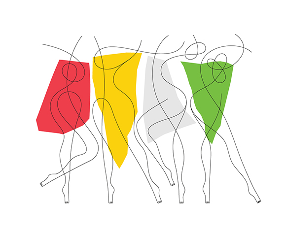 Jonathan Calugi - dancers 2