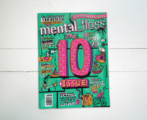 Jeff Rogers - mental floss