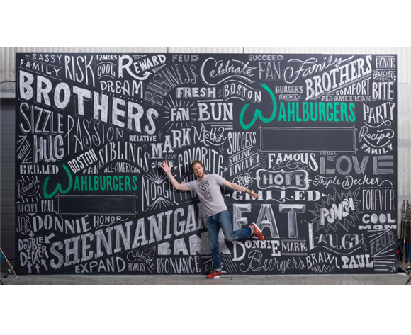 Jeff Rogers - wahlburger