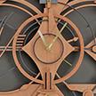 Tooco - sculpture clock