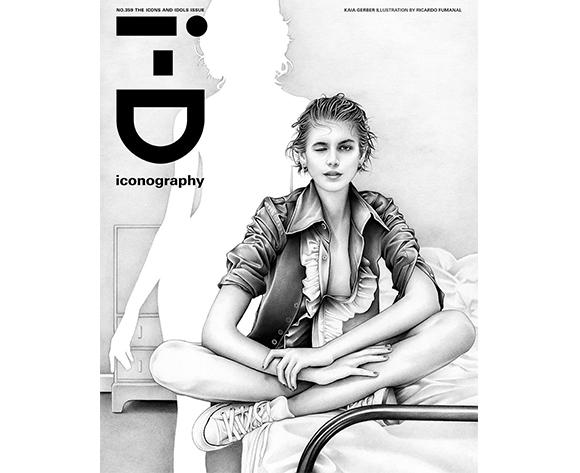 Ricardo Fumanal i-D Magazine