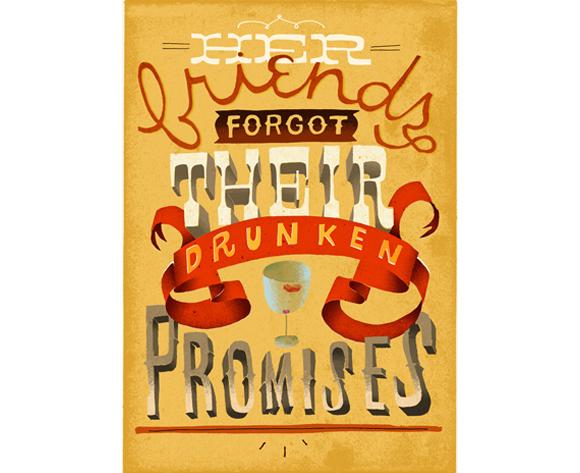 drunken promise