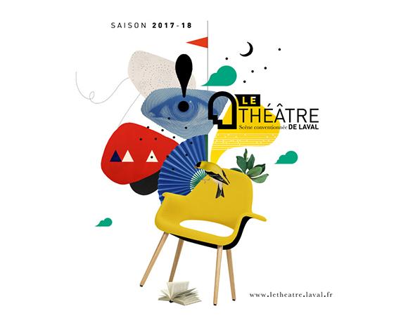 Hélène Builly - Théâtre de Laval