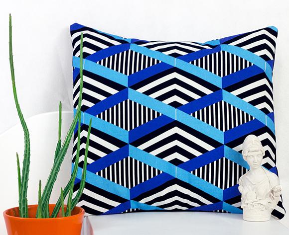 Kelly Anna - Graphic Cushion 02