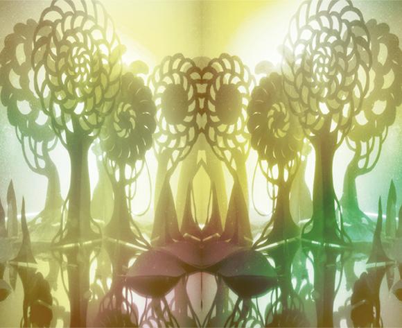papercut, Kaleidoscope series 2