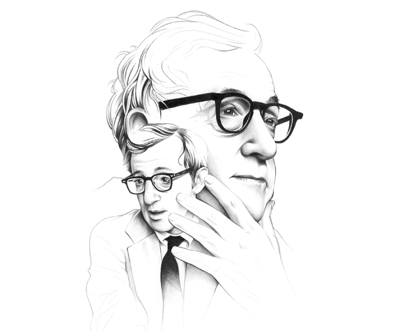 Ricardo Fumanal Madame Figaro Woody Allen