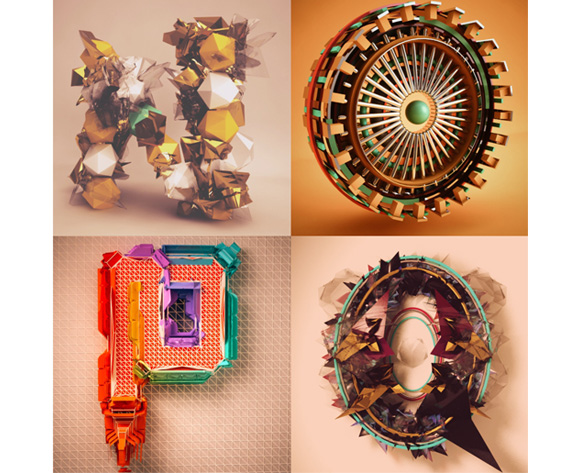 Machas artist Leonardowrx letters