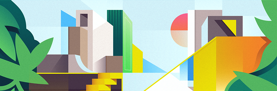 T Brand Studio enlists Ray Oranges to  illustrate Northern Trust feature on Responsible Investment